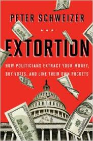 extortion by peter scheweiz